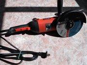 Угловая шлифовальная машина ИЭ 180-2000 (Ростех)